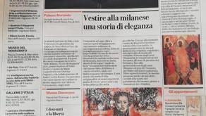 Vestire alla milanese una storia di eleganza | Repubblica 21/01/20
