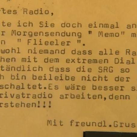 Die Dialektvielfalt der Deutschschweiz – Ausstellung in Stans