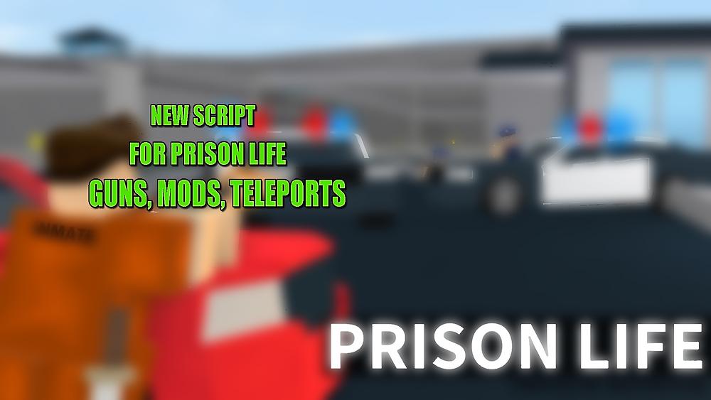 Script Prison Life
