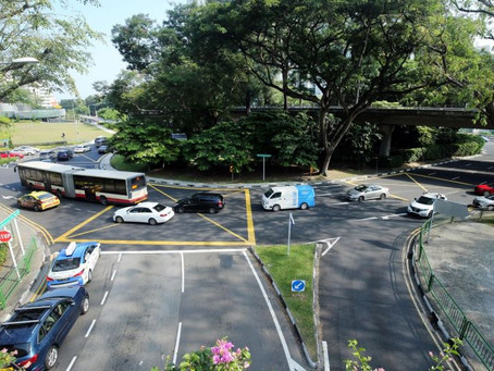 New U-turn to cut Newton Circus traffic