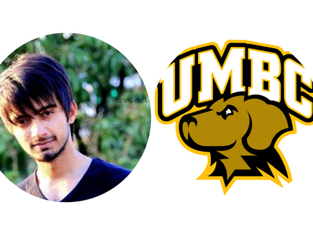 LASARRUS Welcomes UMBC Graduate Intern