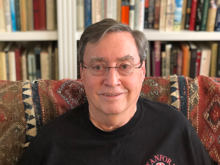 A Virtual Chat with Marshall Hockett, Author of Tripping 1975: Falling in Love One Country at a Time