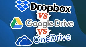 Dropbox vs Google Drive vs OneDrive: Comparing the Big Three in 2020