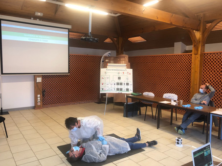 COVID-19 : les formations SST continuent