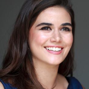 Bridget Arsenault'04 talks Grammar, Vanity Fair and her newest chapter