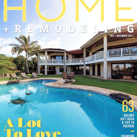 Hawaii Home + Remodeling