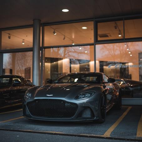 ASTON MARTIN DBS SUPERLEGGERA: THE PERFECT GT CAR