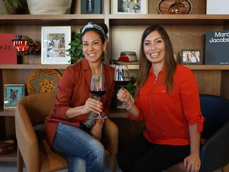 LATINAS WINE CLUb: LA HISTORIA DE ÉXITo de dos latinas amantes del vino.