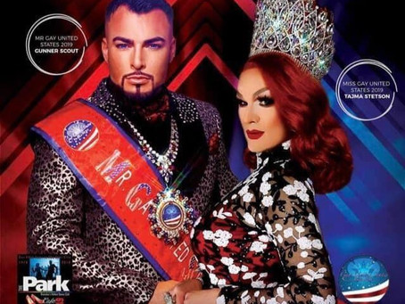 Mr and Miss Gay United States changes to open contest!