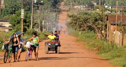 População urbana e rural no Brasil: análise comparativa percentual segundo critérios do IBGE e OCDE