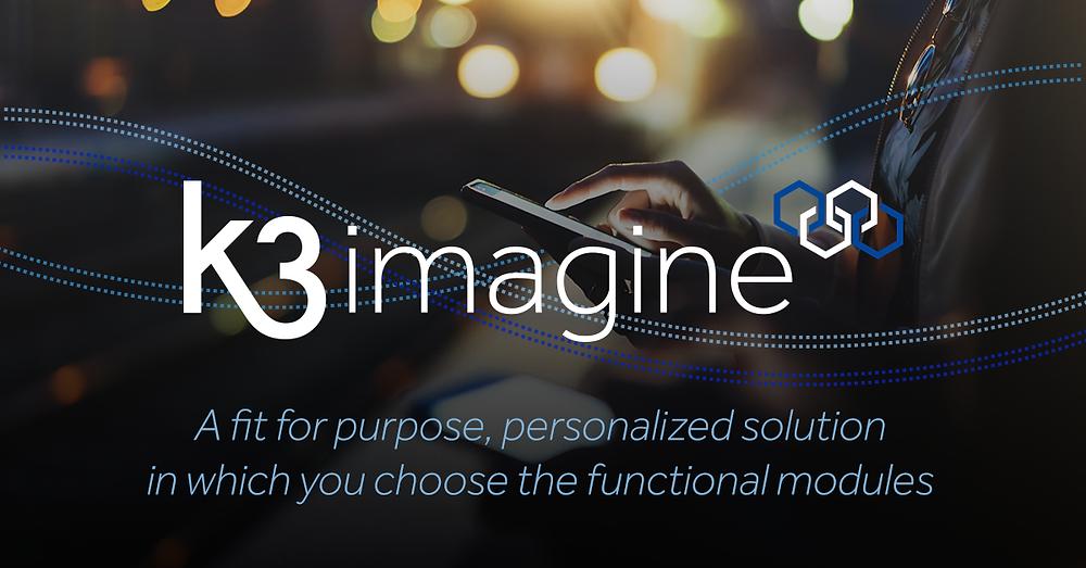 k3 imagine retail software
