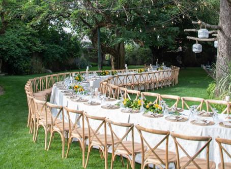 Destination Outdoor Wedding Themes in Europe Portugal