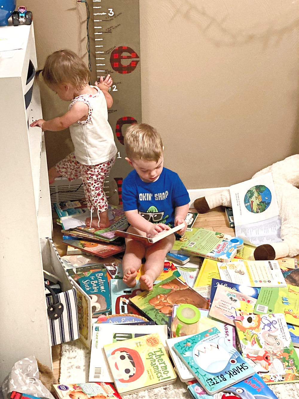 Little Bell Sleep Solutions, mess, playing together, siblings, pediatric sleep consultant