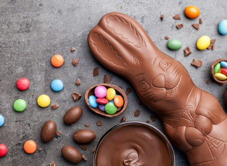 Easter Chocolate.