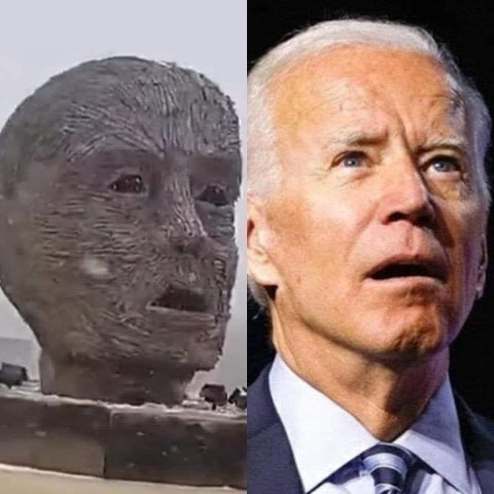 Biden Resembles Art Meme & Many More!