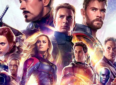 Avengers: Endgame - Love, Rest, and How to Live a Life