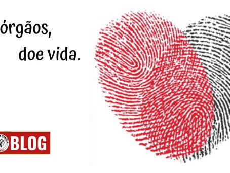 10 fatos sobre a doação de órgãos -  Seja parte importante da vida de alguém, seja um doador.