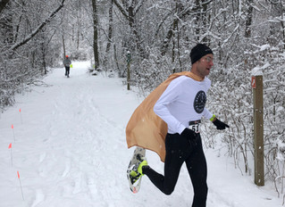 2020 DION Winter Goose Chase Snowshoe Race - Results