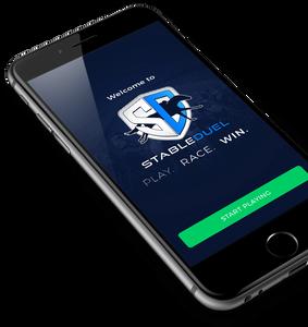 StableDuel, fantasy horse racing app.