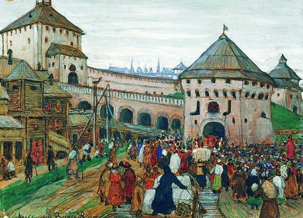 Старая Москва (1896 год)