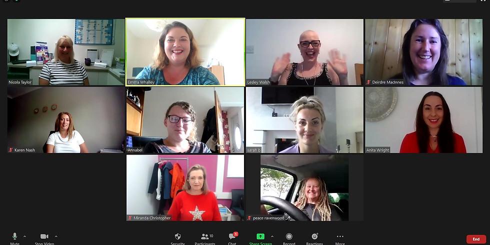 Fylde Coast Online Networking Meeting