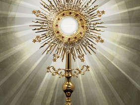 The Power Of The Blessed Eucharist