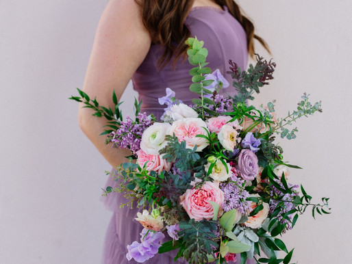 Bridal Bouquets from Florabundance Design Days