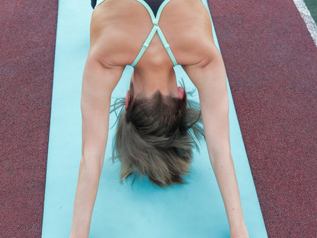 Exercising with a pelvic organ prolapse