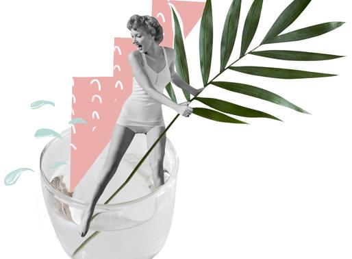 Lemongrass - um dos óleos essenciais para o Verão.