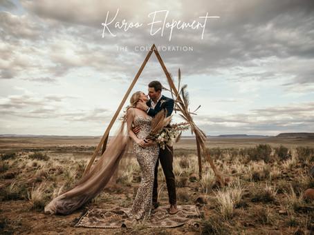 Karoo Elopement