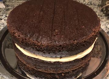 Chad's Chocolate Cake