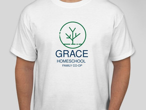 Working on Grace Family Promo Gear