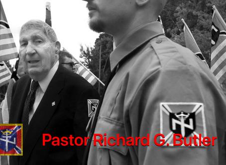 Edgar Steele Speaks On Pastor Richard G. Butler