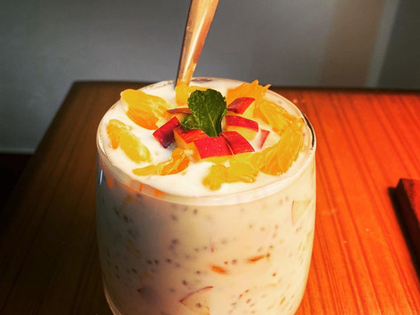 Fruit Yogurt Parfait