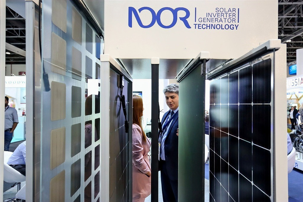 """Noor Solar Technology believes """"luxury"""" panels are poised to transform regional building façades"""