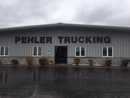 Come on into Pehler Trucking and have a look around!