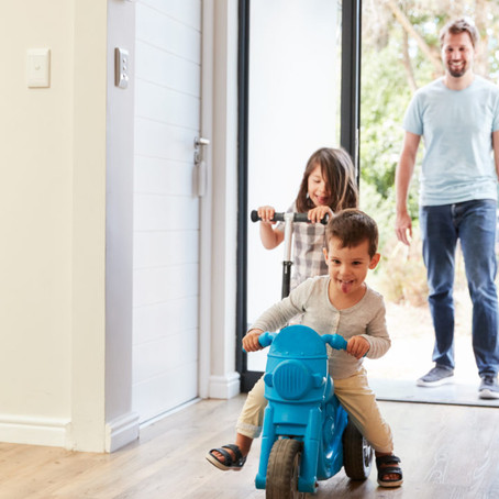 Moving... with KIDS!