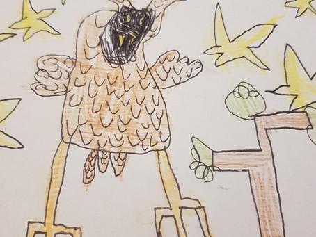 The Mystery Owl