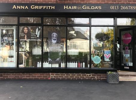 Salon Re-opening