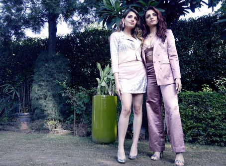 VYRL Originals introduces twin sisters with their new track 'Kehndi Haan, Kehndi Naa'