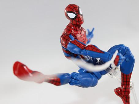 Marvel Legends Sp//dr BAF: House of M Spider-Man