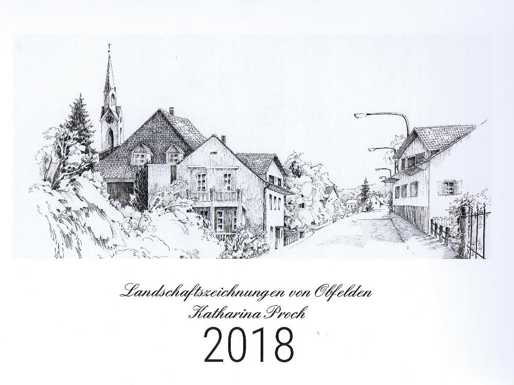 Titelbild zeigt die Dorfstrasse von Obfelden 1989