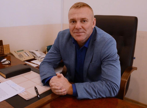 Гавриленко Юрій Миколайович - випускник нашого факультету