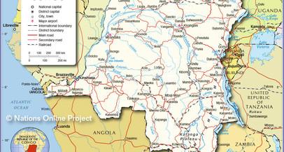 República Democrática do Congo ainda sofre com o imperialismo