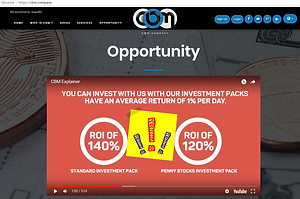 CBM Company Scam