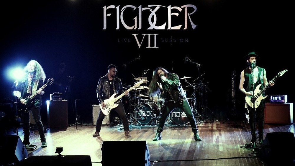 Fighter, Hard Rock, Brasil