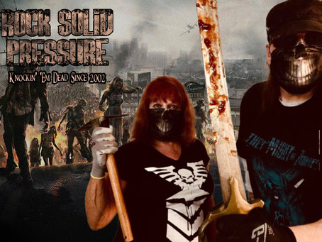 This Week on The Rock Solid Pressure Show (9/21)