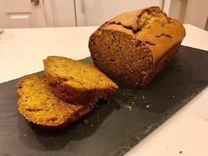 Chleba z dýně recept