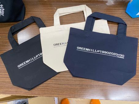 Eco bag Sサイズ、入荷しました😊