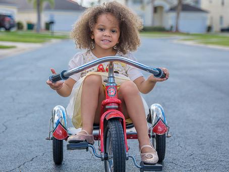 Barnfotografering i USA